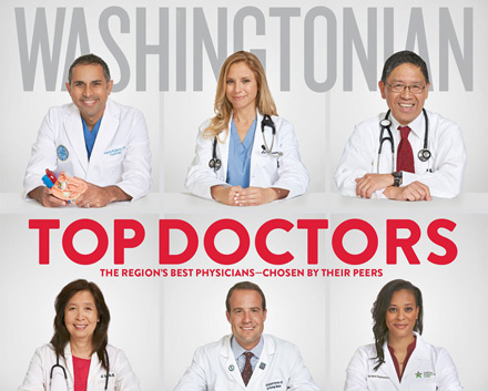 JR Rudzki, MD Top Doc Washington, DC 2017