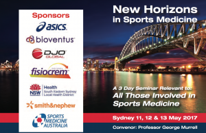 Sydney Australia 2017 Sports Medicine Conference Key Note Speaker Rudzki