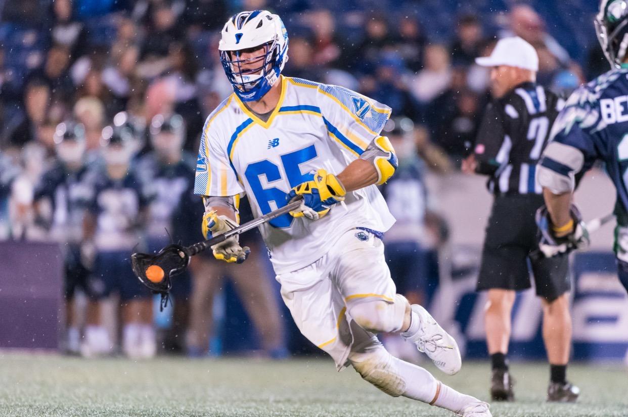 Professional lacrosse player, patient, elite athlete, Rudzki
