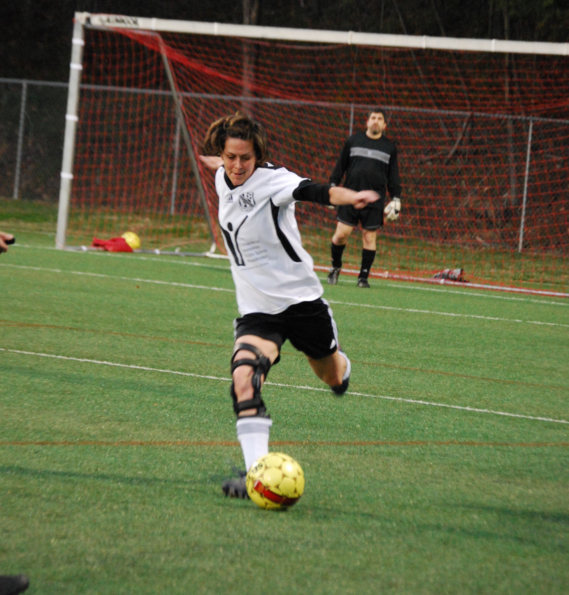 return to soccer after ACL reconstruction of chronic ACL tear