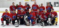 Return to ice hockey after surgical repair of distal biceps tear; Rudzki