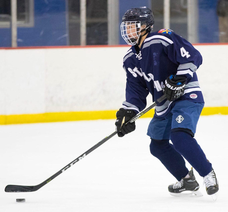 returned to hockey after shoulder stabilization