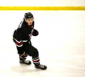 elite hockey athlete